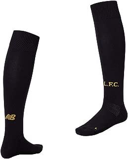 New Balance 2019-2020 Liverpool Home Goalkeeper Socks (Black)