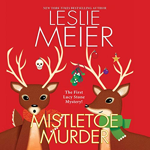 Mistletoe Murder  By  cover art