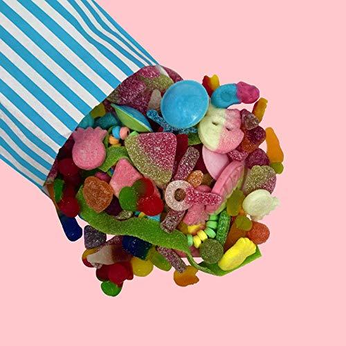200g Bag of Vegan Sweets [Fizzy & Gummy Mix)