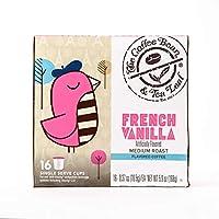 Coffee Bean & Tea Leaf French Vanilla Single Serve Kcups (16 ct)
