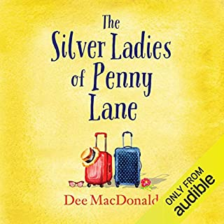 The Silver Ladies of Penny Lane                   By:                                                                                                                                 Dee MacDonald                               Narrated by:                                                                                                                                 Judy Sweeny                      Length: 9 hrs and 19 mins     1 rating     Overall 4.0
