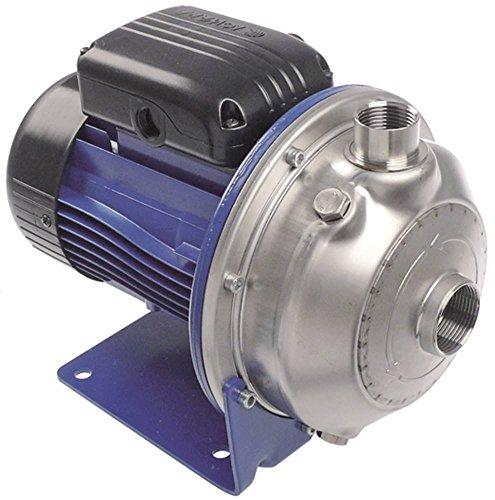 LOWARA CEAM/70/3/A Pumpe für Spülmaschine Dihr LP4, LP4-800, Kromo KP400 Ausgang 1' IG 1' IG 1 1/4' IG Eingang 1 1/4' IG 50Hz