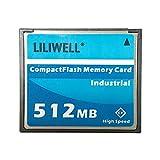 LILIWELL Original 512 MB CompactFlash Card Industrial 512m CF Type I Card