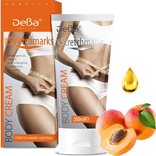 Anti Stretch mark cream DEVA | Extremely suitable during Pregnancy and Sudden Weight Gain | Skincare...
