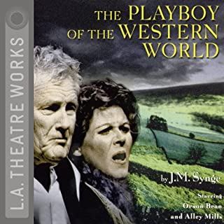 The Playboy of the Western World (Unabridged) Titelbild