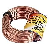 Hama 030723 - Cable de Audio OFC, 0,75 mm, 20 m