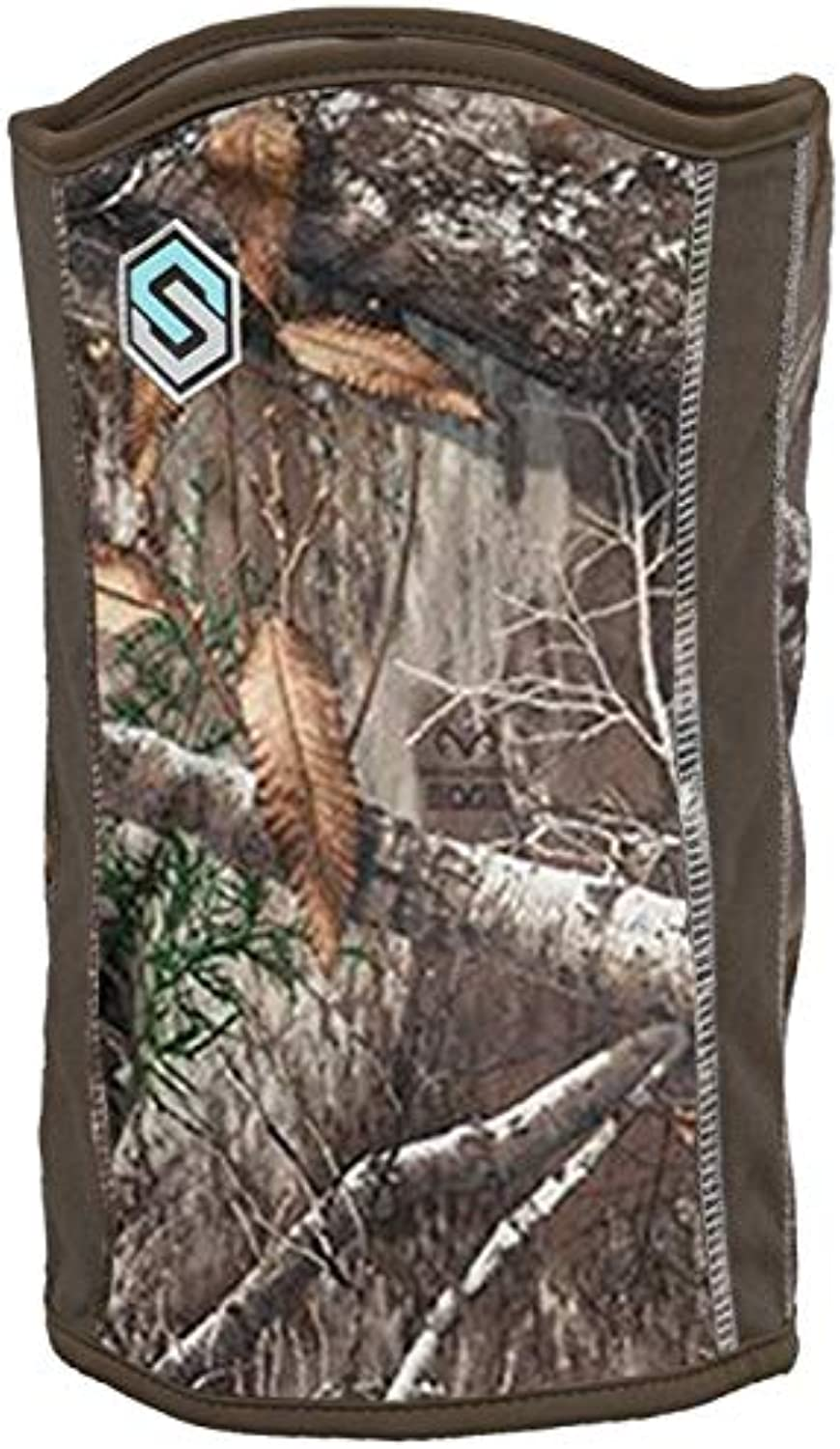 ScentLok Womens Mid Weight Multi Paneled Gaiter (Realtree Edge, One Size)