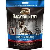 Merrick Backcountry Grain Free All Natural Dog Treats Hero's Banquet