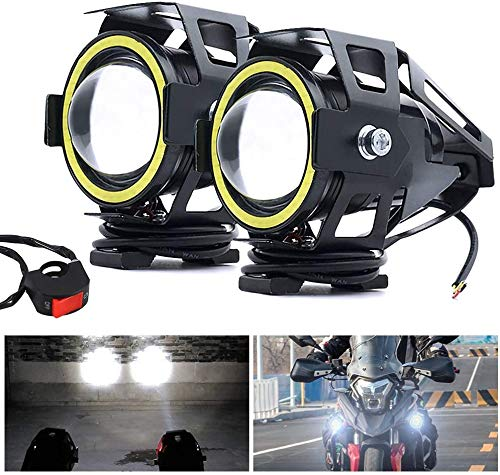 Best Led Driving Lights for Motorcycles, How to Find The Best led motorcycle driving lights for better visibility during night riding,