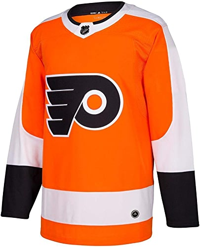 Philadelphia Flyers Adidas NHL Hommes's Climalite Authentic Team Hockey Jersey Maillot