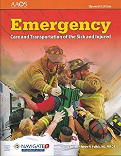 Emergency Care And Transportation Of The Sick And Injured (Navigate 2 Advantage Access) by American Academy of Orthopaedic Surgeons (AAOS) (2016-02-18)