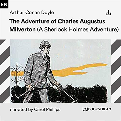The Adventure of Charles Augustus Milverton audiobook cover art