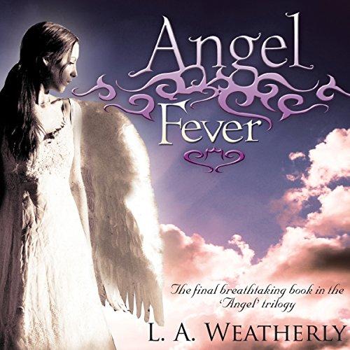 Angel Fever audiobook cover art