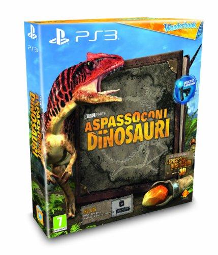 Wonderbook: A Spasso Con I Dinosauri + Libro [Bundle]
