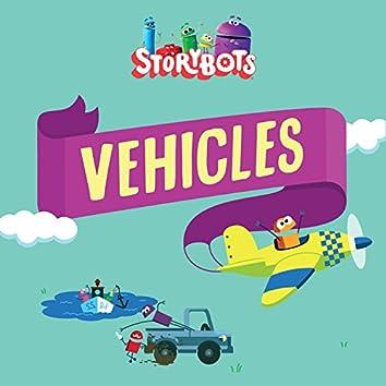 StoryBots Vehicles