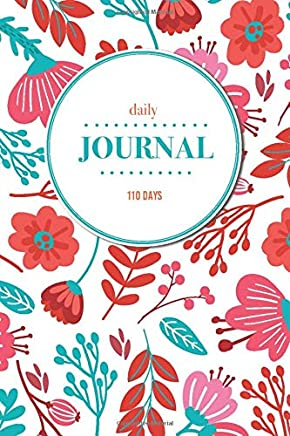 Daily Journal: 110 Days | Floral Vintage Paisley Patterns | Daily Journal | Classy Art Deco and Vintage Pattern Journal