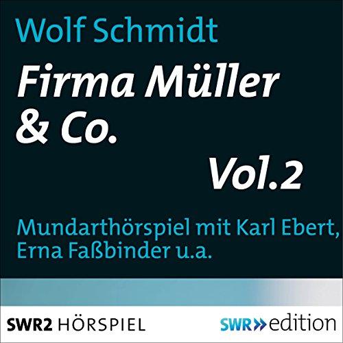 Firma Müller & Co. 2 Titelbild