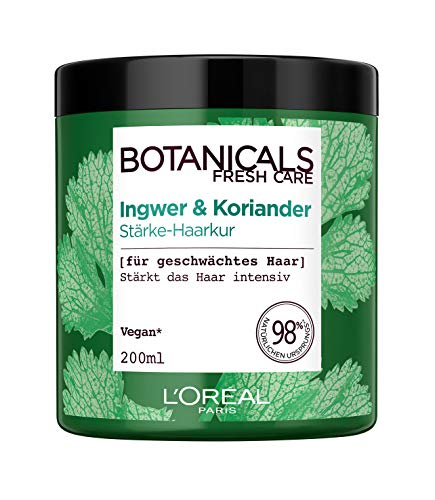 Botanicals Fresh Care Koriander Stärke-Kur Maske, 200 ml