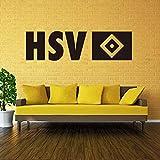 JXAA Kreative fußball Neue Englisch HSV Wohnzimmer