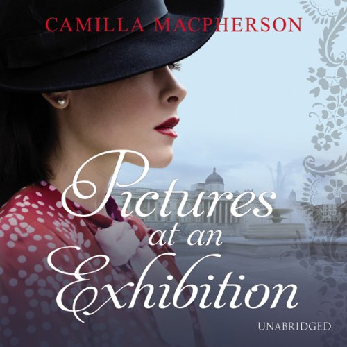 Pictures at an Exhibition cover art