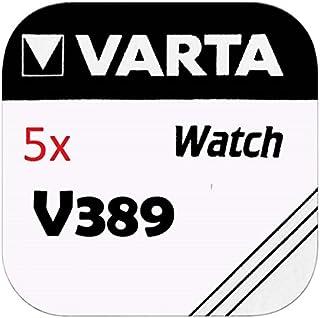 VARTA KNOPFZELLEN 389 SR1130W (5 Stück, V389)