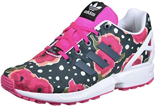 Zapatillas Adidas ZX Flux J Rosi 39 1 3 Multicolor