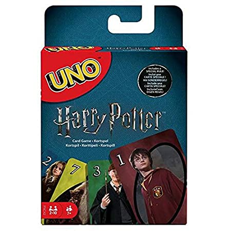 Carte da Gioco UNO di Harry Potter | Mattel Games