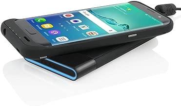 Incipio offGRID Samsung Galaxy S7 Edge Battery Case, 3700 mAh Wireless Qi Charging Battery Backup for Galaxy S7 Edge - Black
