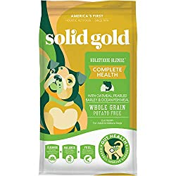 Solid Gold - Holistique Blendz - Natural Senior Dog Food