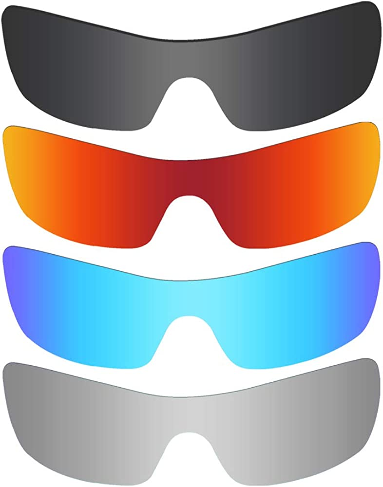 Mail order cheap Fiskr Replacement Finally resale start Lenses Polarized Oakley for Batwolf Sunglasses