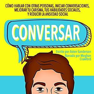 Conversar [Small Talk] audiobook cover art