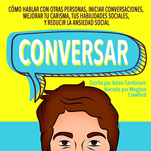 Conversar [Small Talk] audiobook cover art