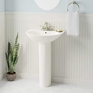 Aiken 200 Vitreous China Pedestal Sink