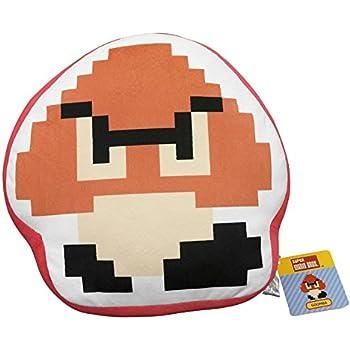 Amazon Com Little Buddy Super Mario Bros 8 Bit Goomba 12 5