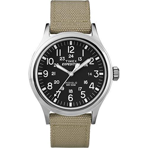 a73b087eba85 Timex Expedition - Reloj analogico de Cuarzo para Hombre