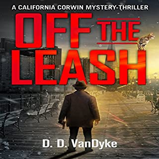 Off the Leash: A California Corwin P.I. Mystery Short Story audiobook cover art
