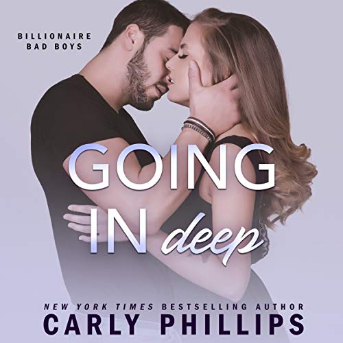 Going in Deep audiobook cover art