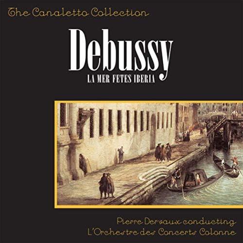 L'Orchestre des Concerts Colonne & Pierrre Dervaux
