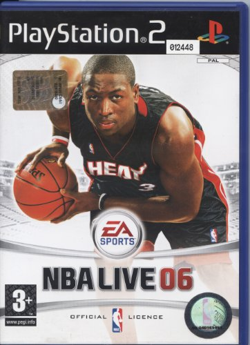 Electronic Arts  NBA Live 06 - PS2