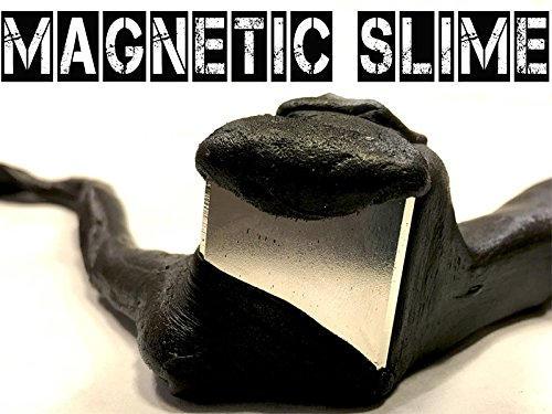 How to make Magnetic Slime!