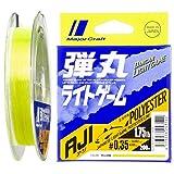 メジャークラフト ライン 弾丸フロロライトAJIゲーム(エステル) DLG-A 0.35/1.75lb