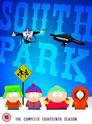 South Park - The Complete 18Th Season...