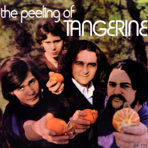Peeling of Tangerine