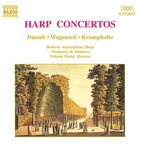 10 best harp concertos cd for 2020