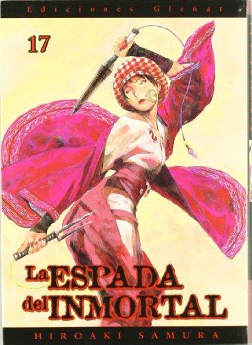 La espada del inmortal 17 (Seinen Manga)