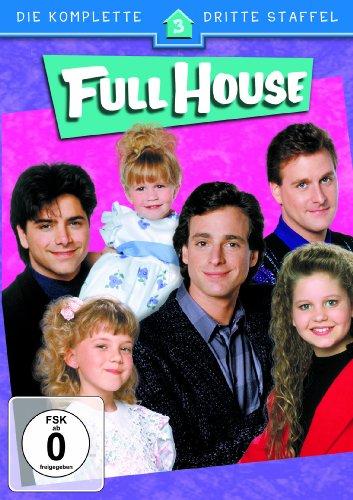 Full House - Staffel 3 [4 DVDs]