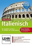 First Class Sprachkurs Italienisch 15.0