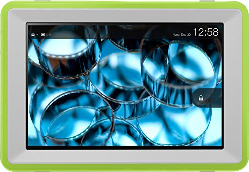 Otterbox Protective Childproof Outdoor Cover for Kindle Fire HD (3rd Generation - 2013 release), Sour Apple