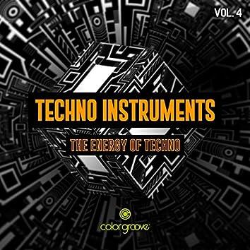 Techno Instruments, Vol. 4 (The Energy Of Techno)