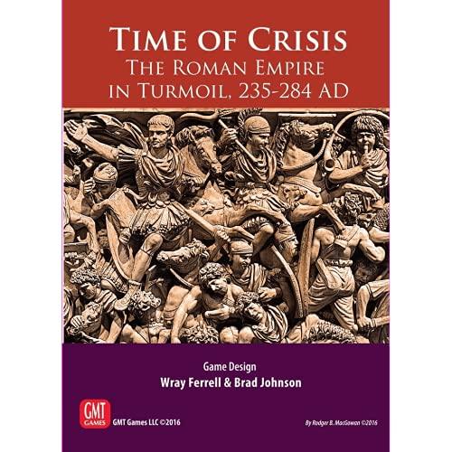 Time Of Crisis: The Roman Empire In Turmoil - English